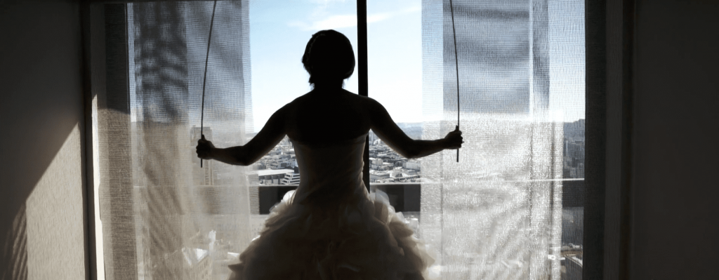 asian art museum wedding video