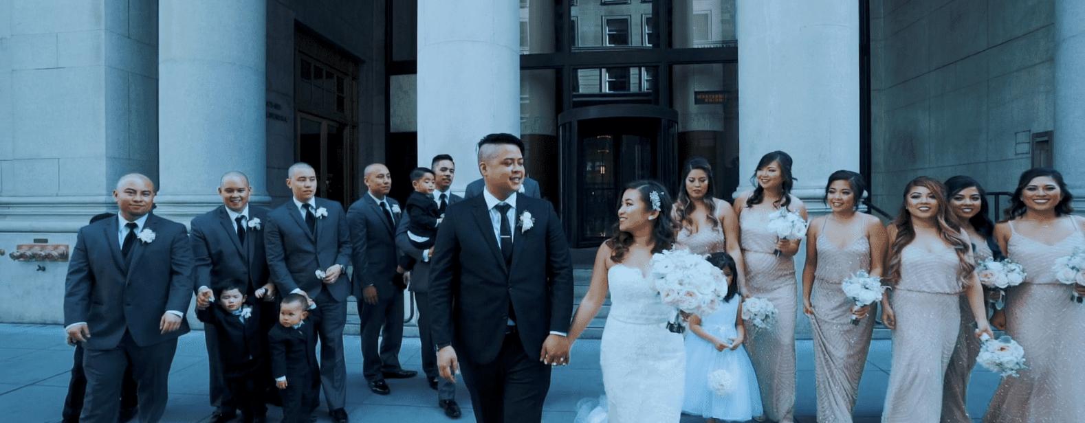 sf wedding cinematographer