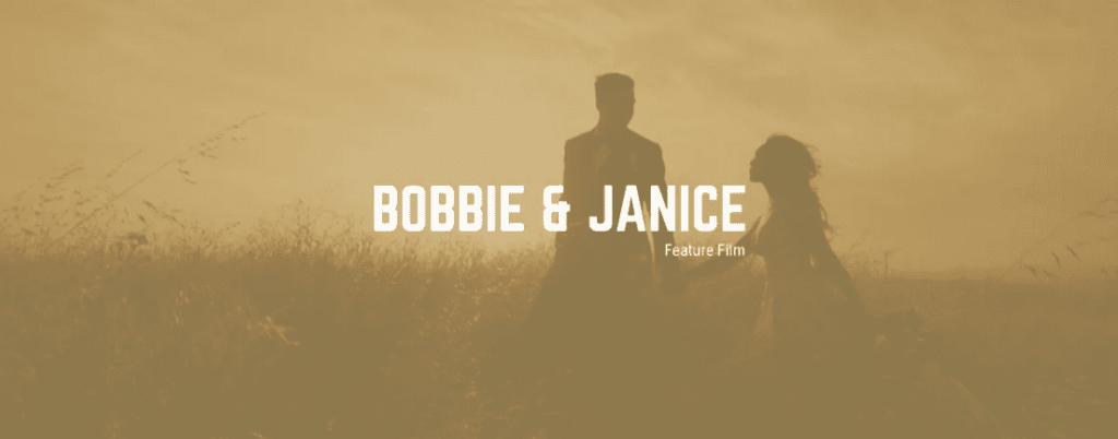 Bobbie and Janice Wedding Film