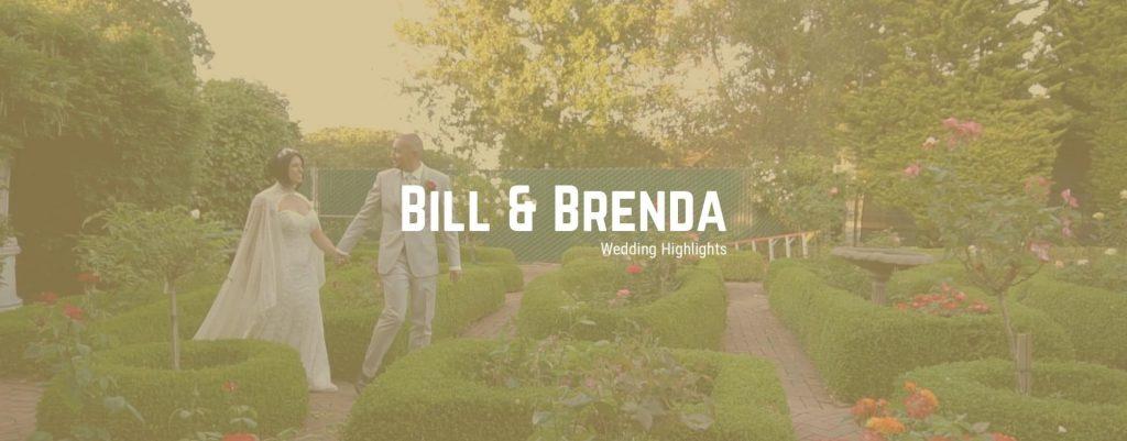 The Kohl Mansion Wedding - Brenda and Bill